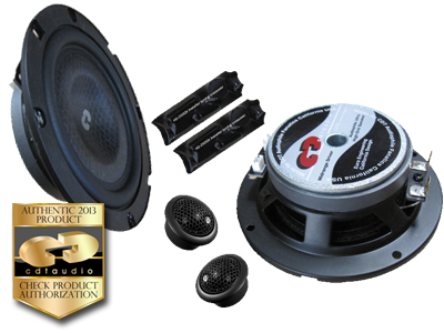 Компонентная акустическая система CDT Audio CL-42SL